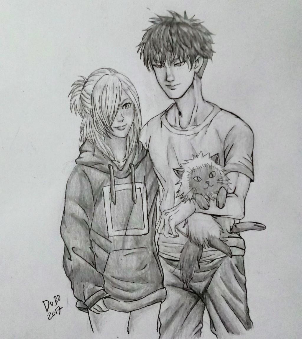 Otabek Yurio and Potya