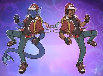 SMASH - Pokemon Trainer