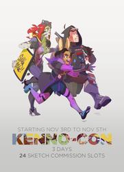 KENNOCON tomorrow!