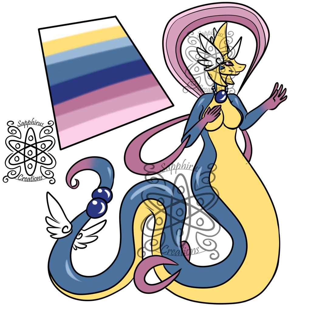 Female Dragsselia +Design+ (SOLD)