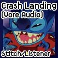 Crash Landing (Commission for lilavi)