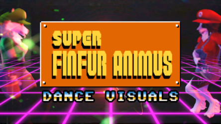 FinFur Animus 2016 Dance Visuals