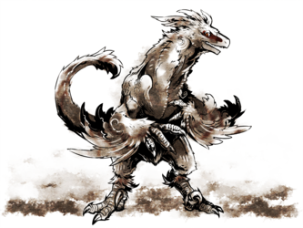 [c] A Beast