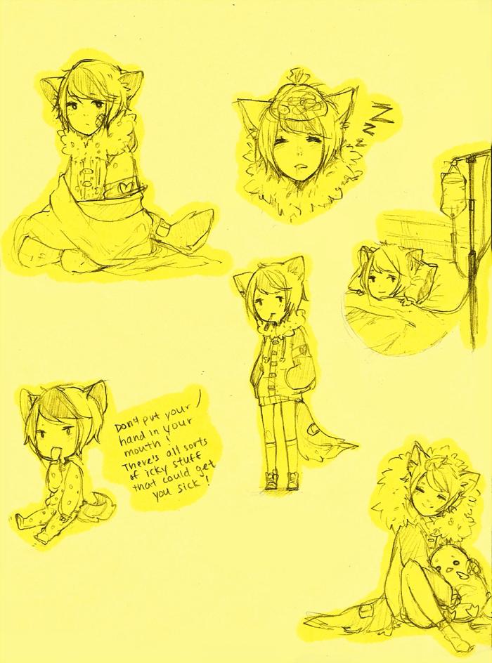 taro sketches