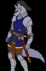 Vilanova in armor Prepair to die