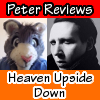 Peter the Cat Reviews Heaven Upside Down