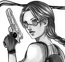 Lara Croft (for sale)
