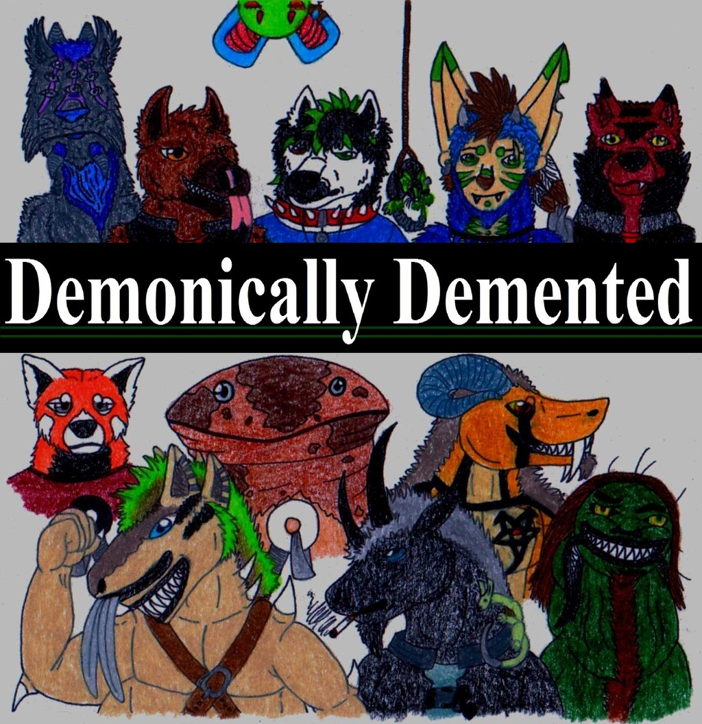 Old - Demonically Demented Cover