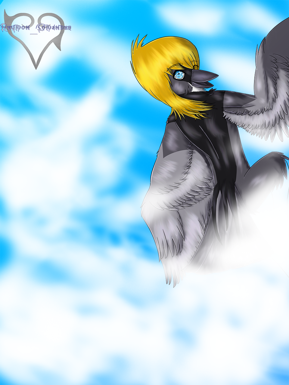 """""""Spread your wings..."""""""
