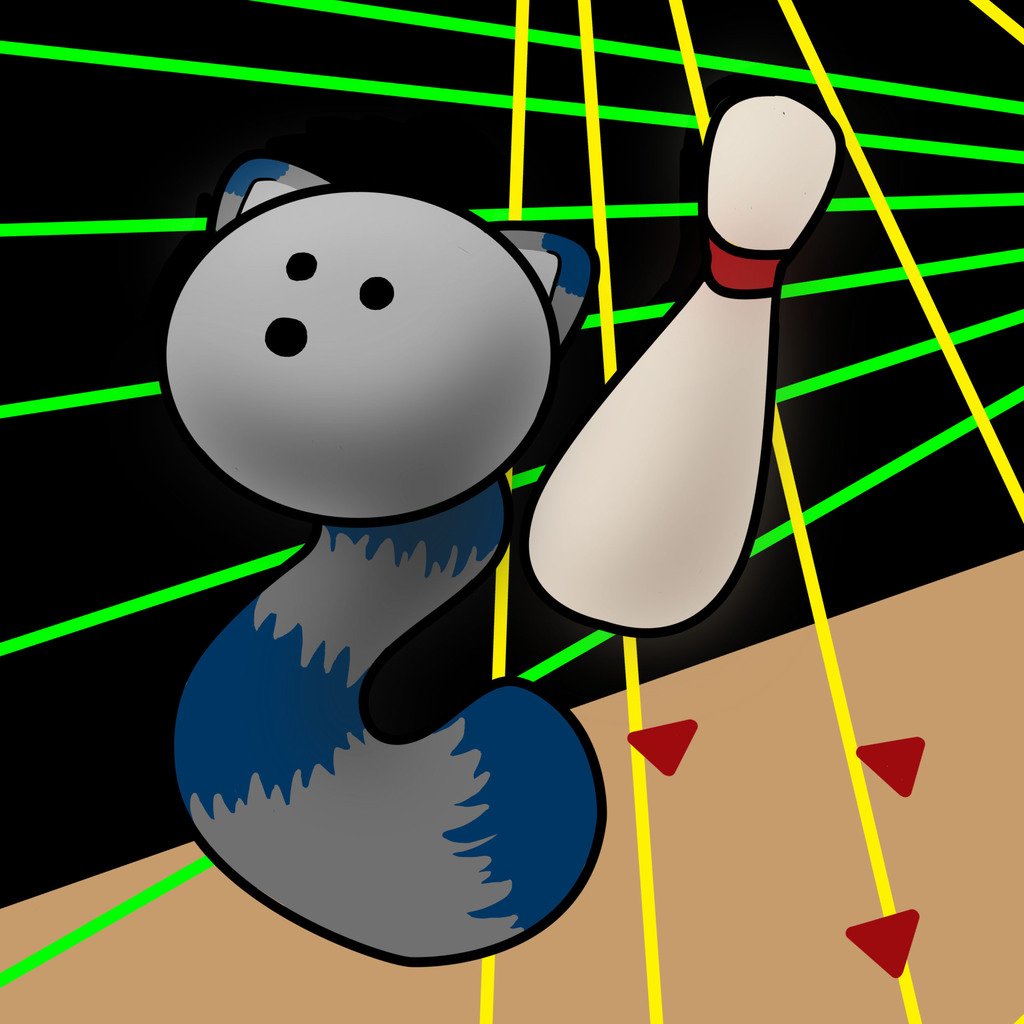 Bowling Icon Full size
