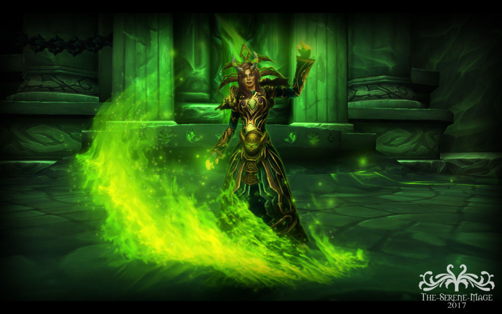 Playing with Fel Fire