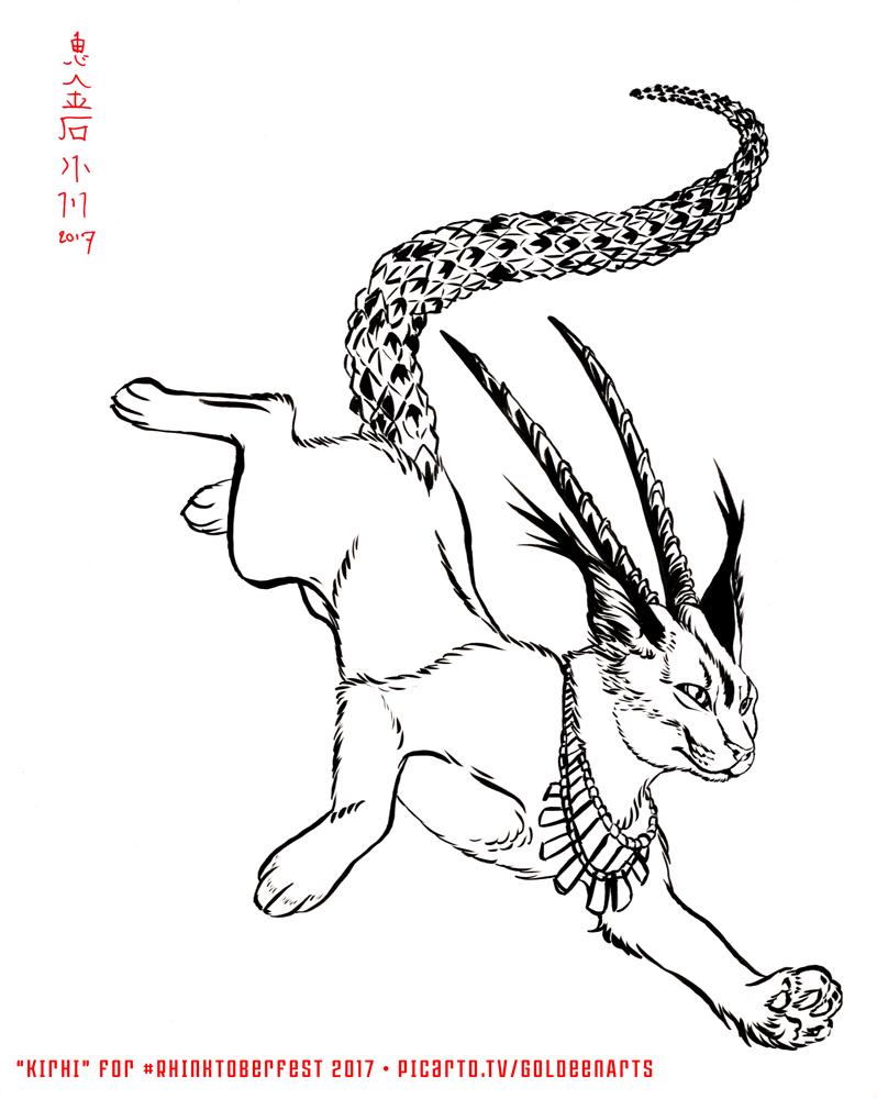 Inktoberfest - KIRHI
