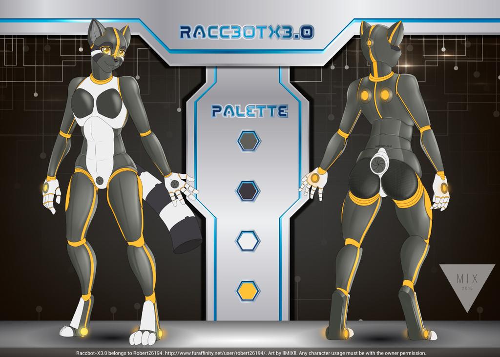 Raccbot - X3.0