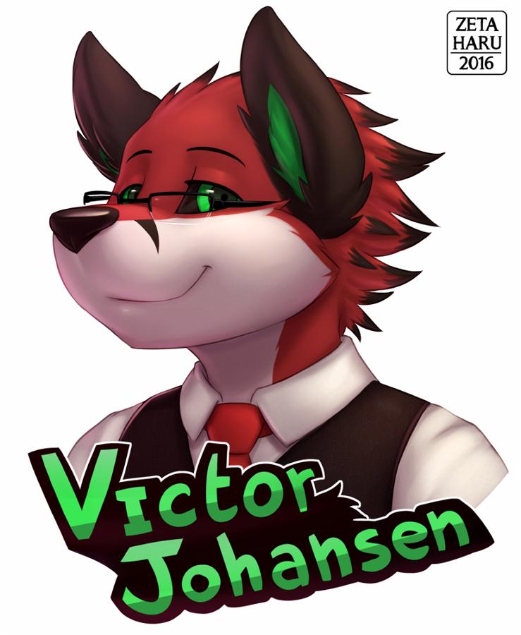 Victor Johansen Badge