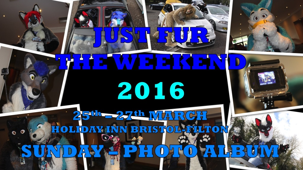 Just Fur The Weekend 2016 - Sunday Photo Album