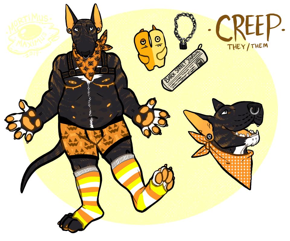[P] Creep SFW