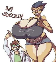 Busty Cougar!