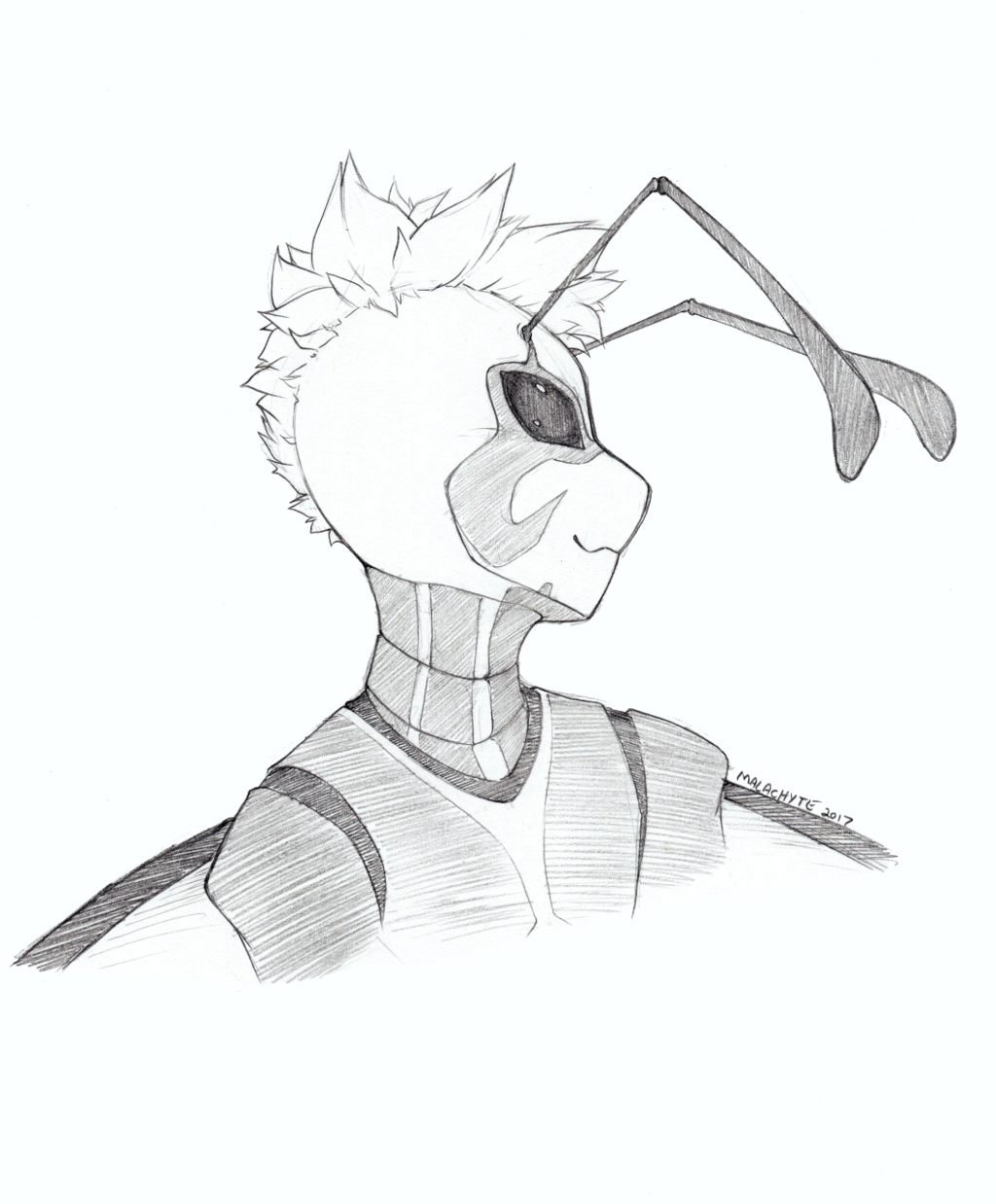 [CM] Sketch Bust Vesper