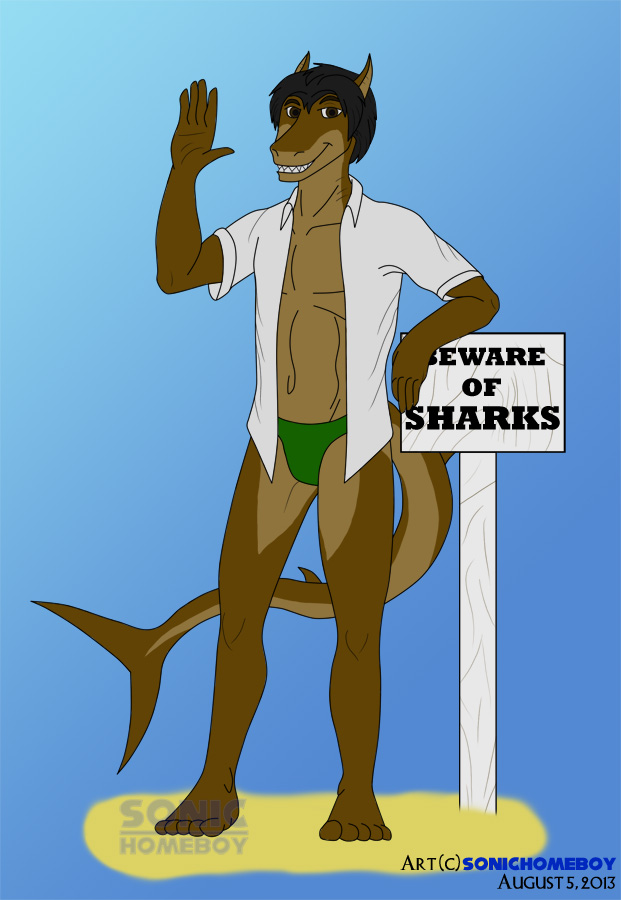 Shark Week - Eddie