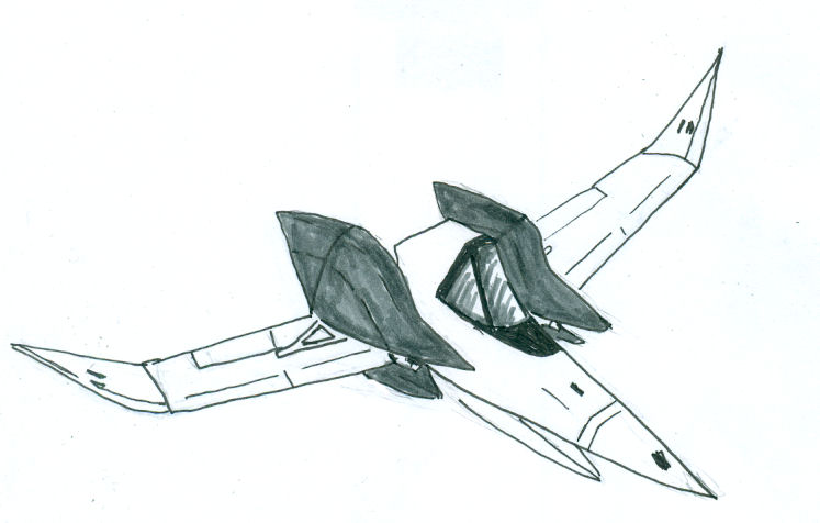 Inktober - day 25 - Ship