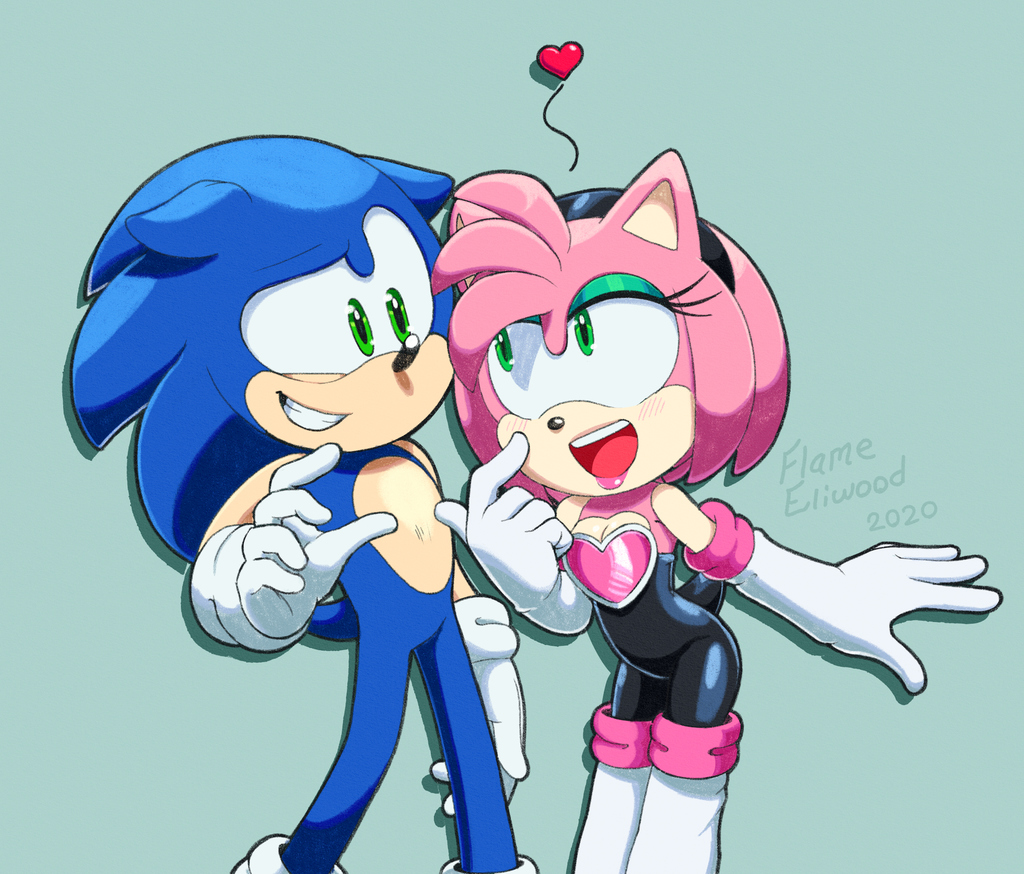 Amy's New Outfit