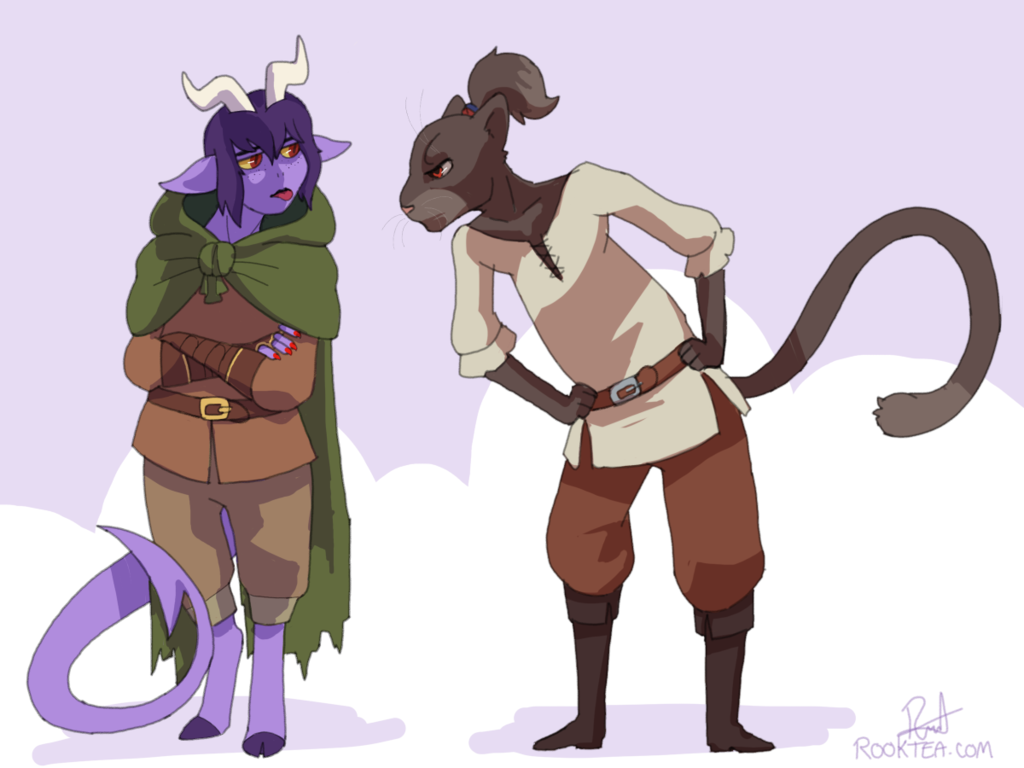 Most recent image: rogues