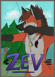 Zev BLFC Badge