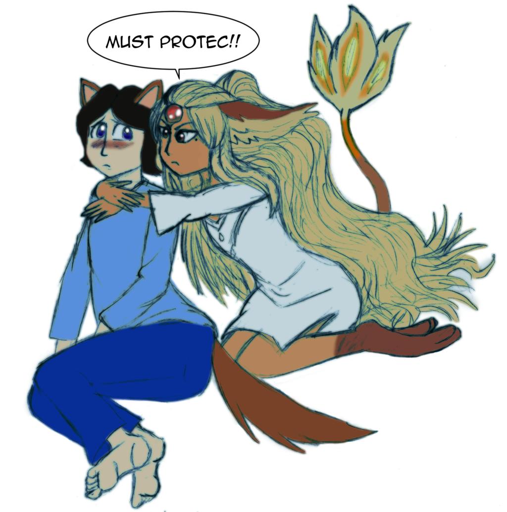 Must protec