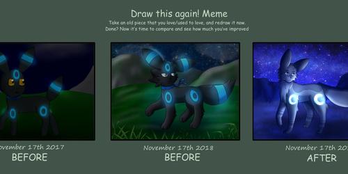 Draw This Again Year 3 - Wandering Around