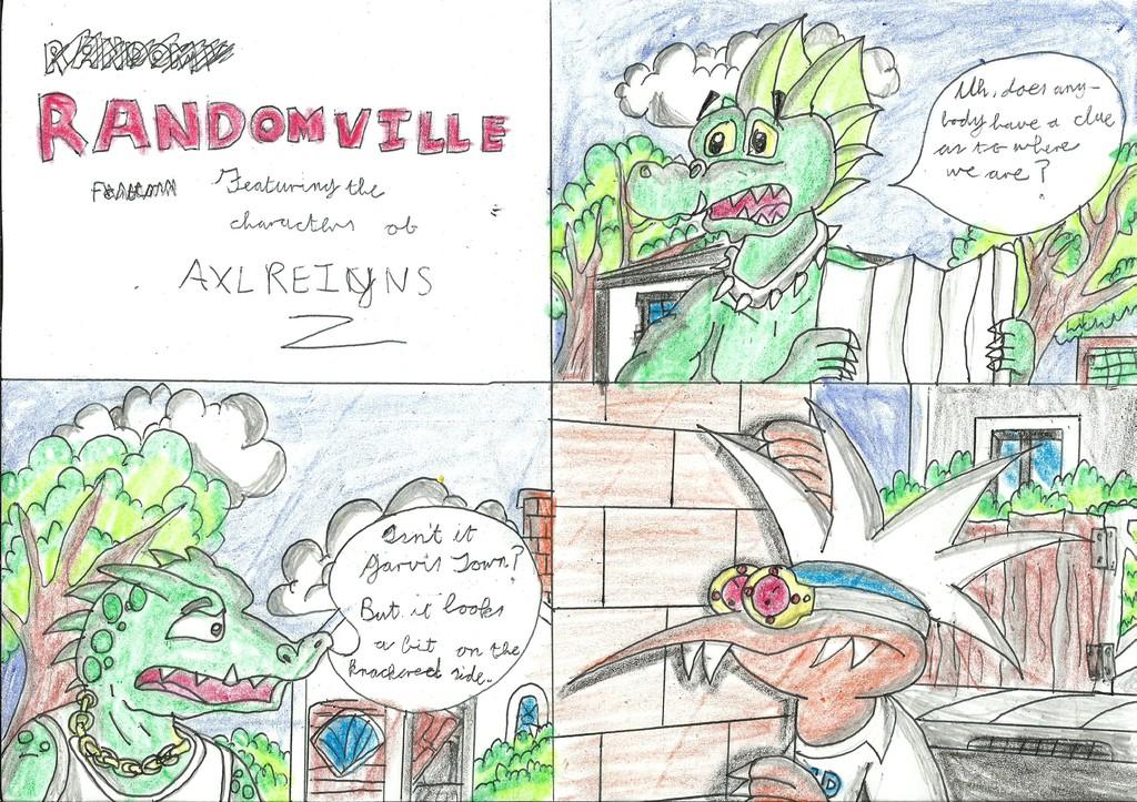 Randomville Panel 1