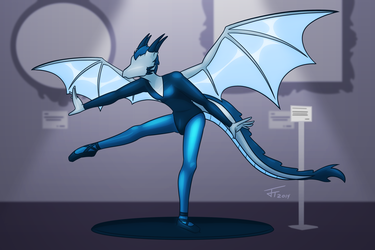 Dance Dragon Display