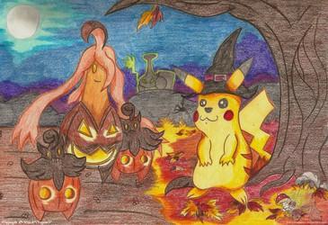 Halloween'mons