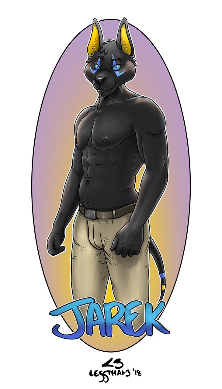 Most recent image: Jarek (Badge Commission)