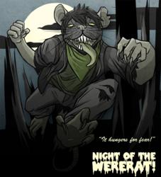 Night of the Wererat!