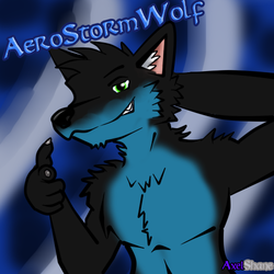 Wolf Avatar for AeroStormWolf