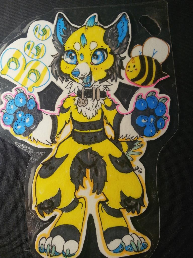 Kawaii Chibi: Bee