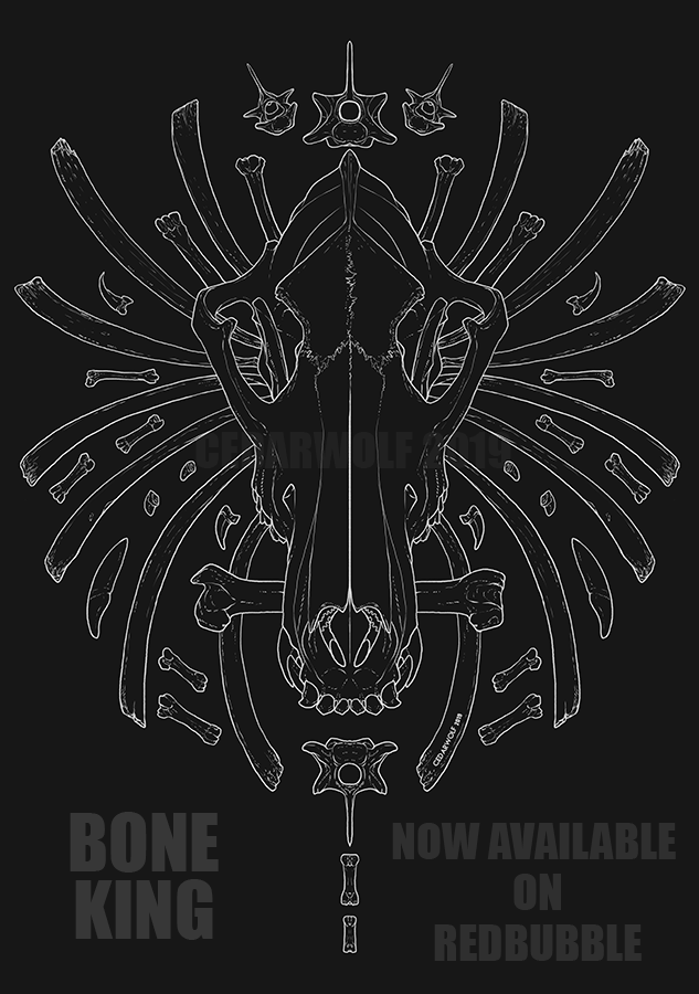 Bone King - Now Available
