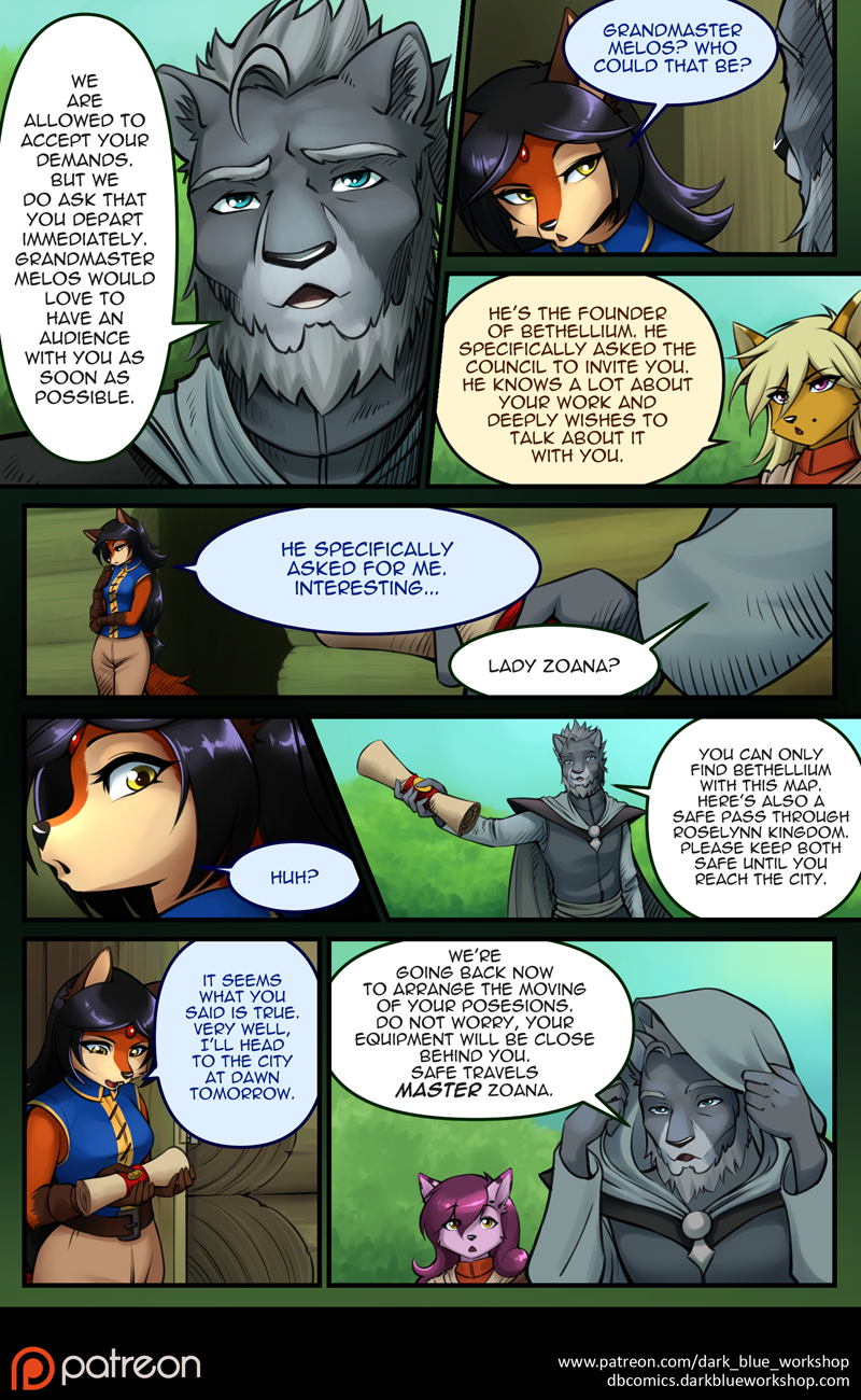 Bethellium: Chapter 1 - Page 3