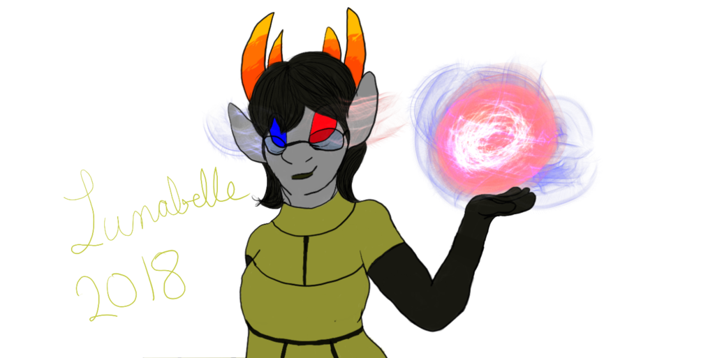 Most recent image: Troll Lunabelle