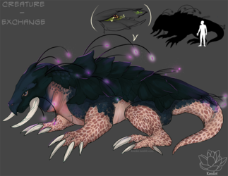 Creature Exchange-