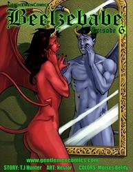 Beelzebabe #06 - Cover