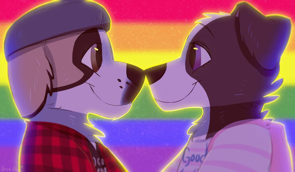 Pride Dogs