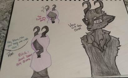 Veno doodles pt 2