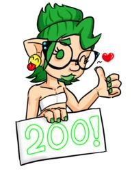 It's over 200!