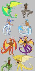 Types of Z'mai
