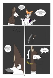 The Temple of Boundage! page 6