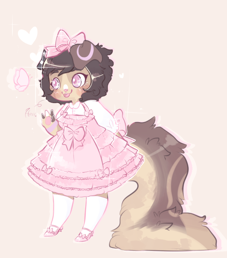 Pretty in Pink~ [By Teaparties]