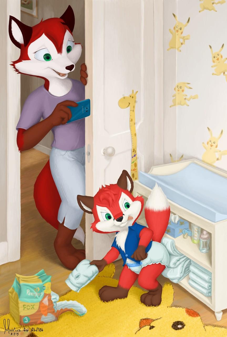 Mom's little helper