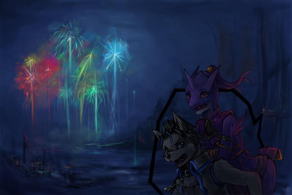 [EaF] Happy New Year 2014