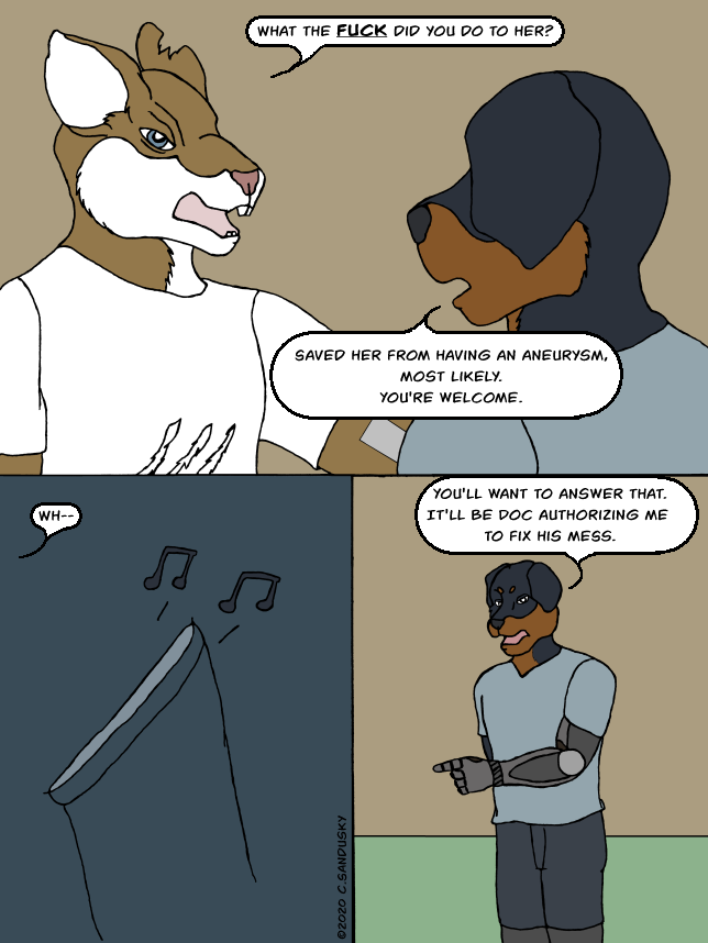 Not What I Was - Page 69